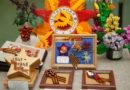 Выставка «Не смолкает слава тех великих лет»