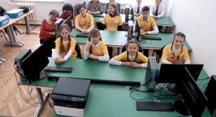 Телемост с участниками Всероссийского конкурса юных чтецов «Живая классика» из Узбекистана
