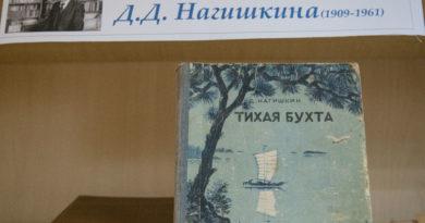 110 лет со дня рождения Нагишкина Д.Д.